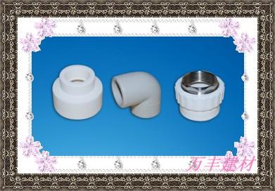 upvc线管、upvc给排水、upvc螺旋消音排水管(实壁、中空)、-